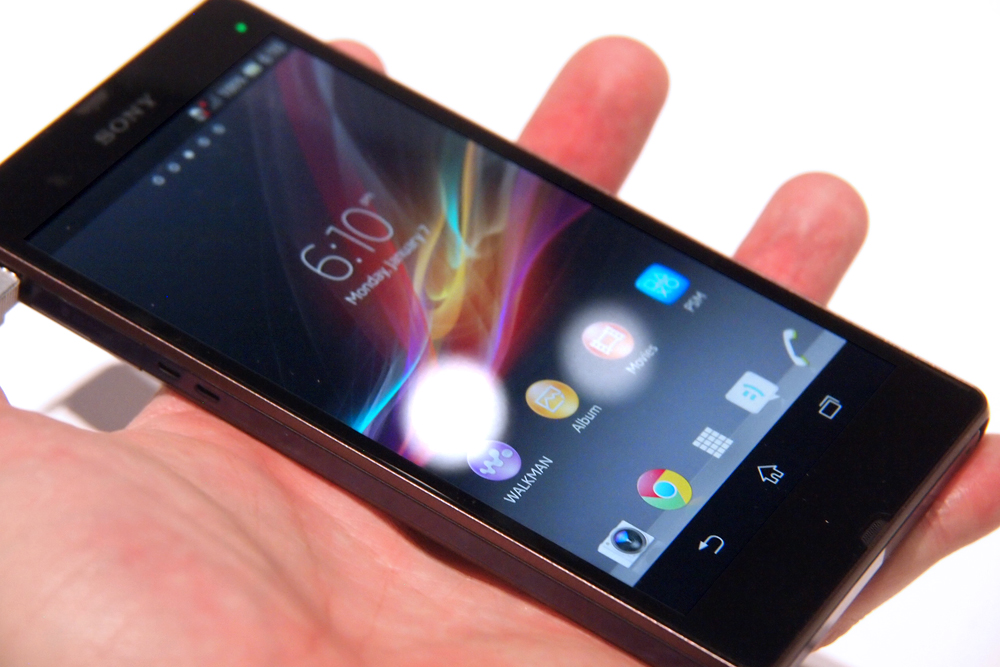 Sony Xperia Z, su Amazon.it a 570€