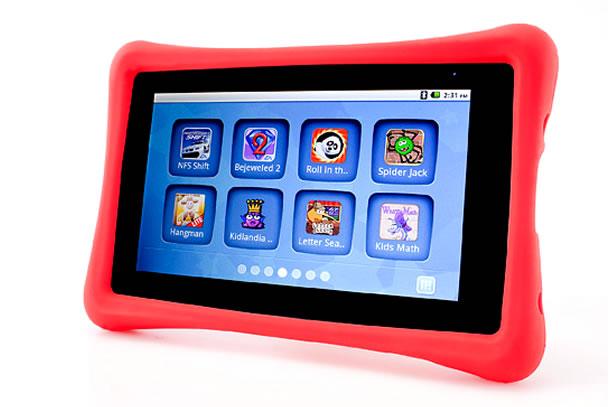 Quale tablet è più adatto ad un bambino?