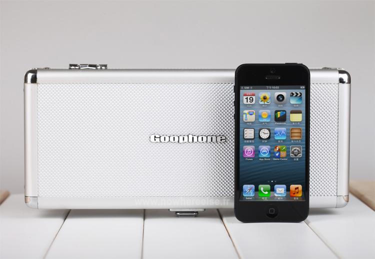 Goophone I5 parte la commercializzazione del più noto clone dell'iPhone 5