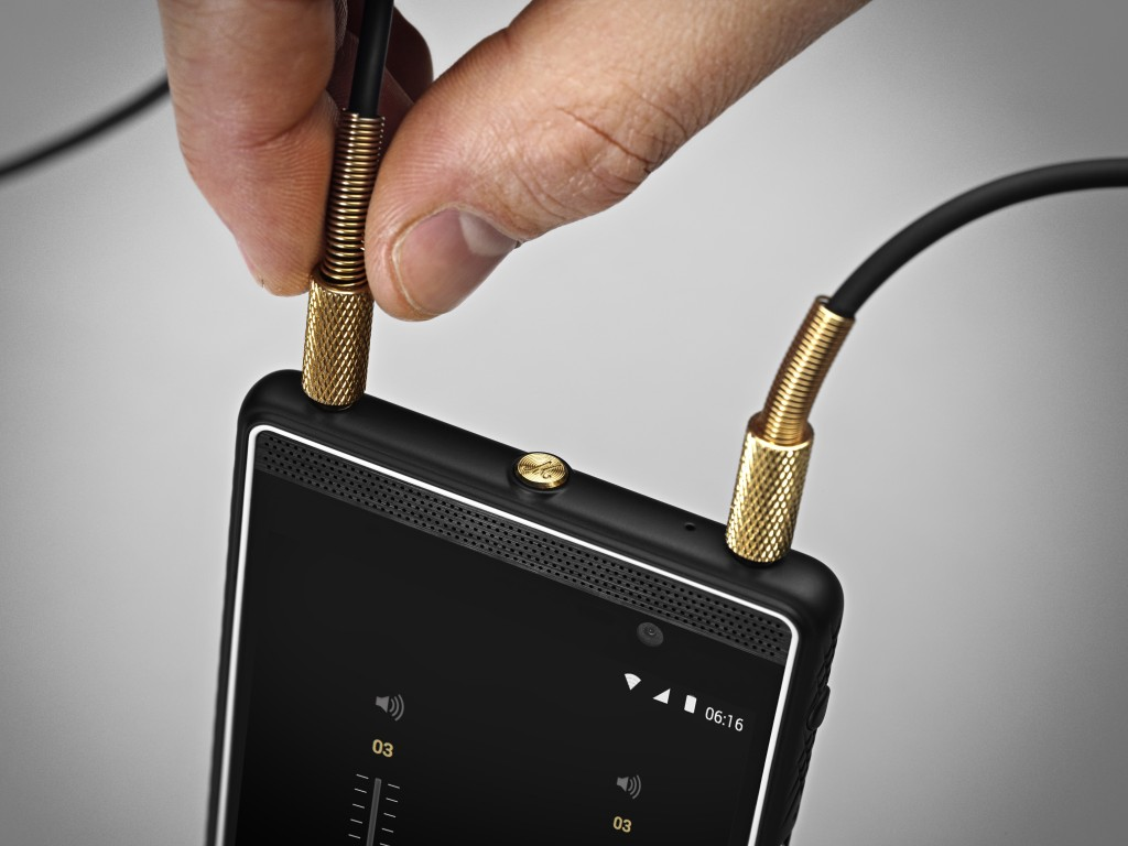 Marshall London, uno smartphone a tutto Rock