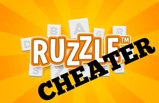 Ruzzle, la fiorente industra di trucchi, solver e cheats per vincere barando