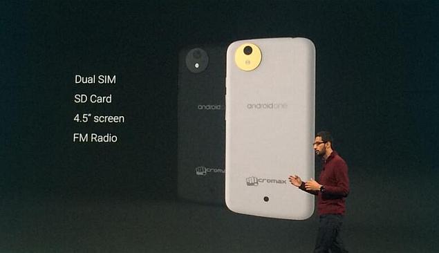Google, uno smartphone da 100$ per il mercato indiano