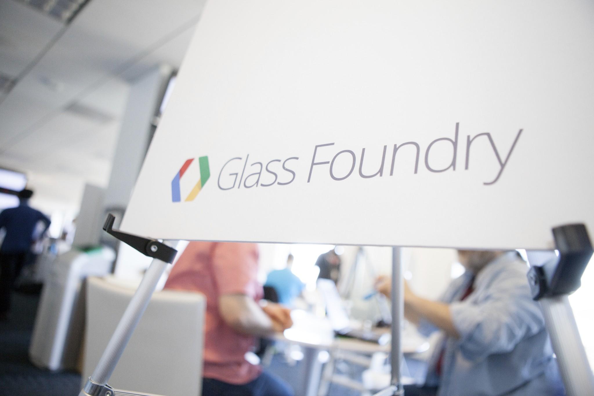 Google Glass, alcune immagini dall'evento dedicato agli sviluppatori