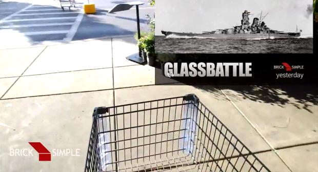 Google Glass, arriva il primo gioco, è la battaglia navale