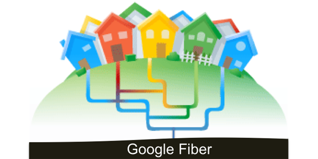 Google Fiber, la super fibra ottica di Big G parte da Kansas City