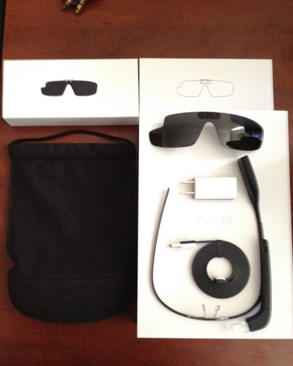Google Glass, il primo unboxing della Explorer Edition