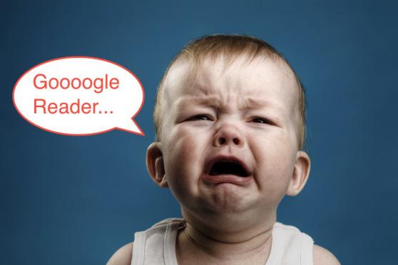 Google annuncia la chiusura di Reader dal 1 Giugno 2013