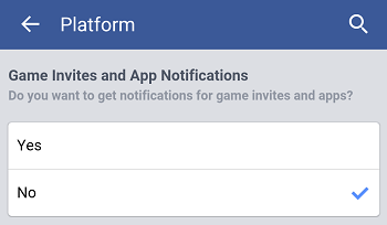 How to block the invitations to Facebook Games