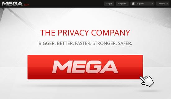 MEGA è arrivato, finalmente lanciato il successore di Megaupload