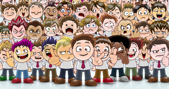Come creare un avatar manga online
