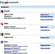 Verifica quali tuoi dati personali ha Google sulla Dashboard