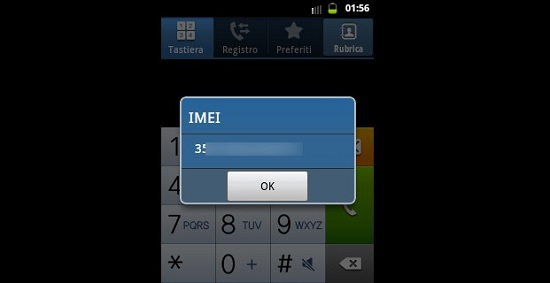 How to identify a smartphone original from a clone - Find the IMEI