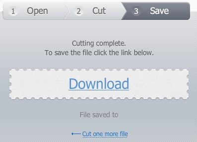 Come tagliare un MP3 online e senza scaricare nulla