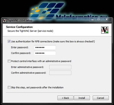 TightVNC Installazione - Come comandare il PC con lo Smartphone Android