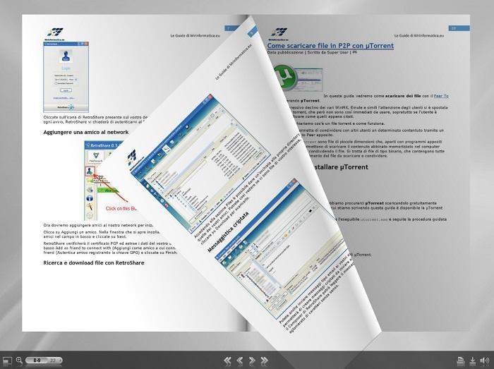 Come creare una rivista sfogliabile online convertendo un pdf