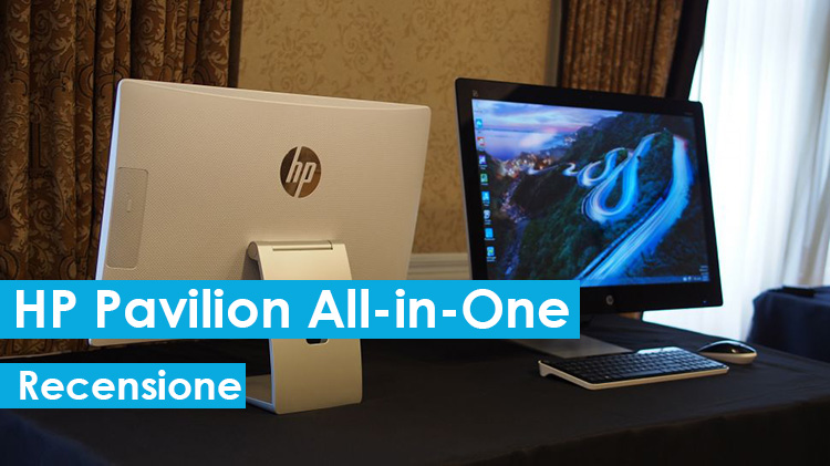 HP Pavilion All-in-One - Recensione