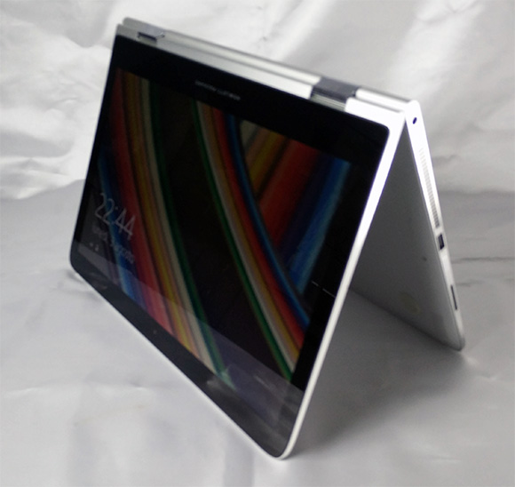 HP Spectre X360, potenza ed eleganza - Recensione