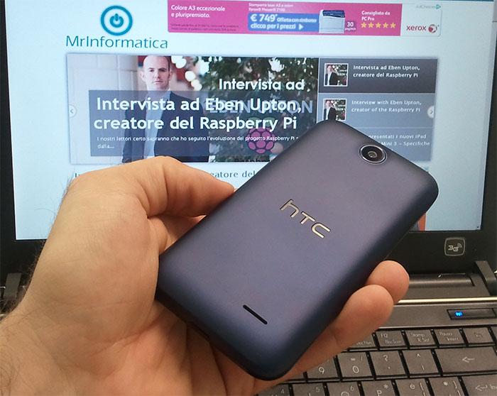 HTC Desire 310, la nostra recensione