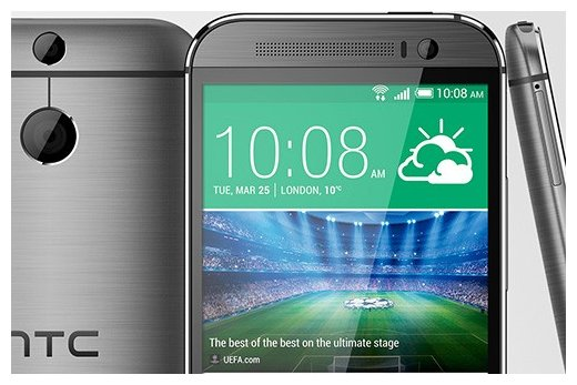 HTC One M8 disponibile al preordine su Amazon.it