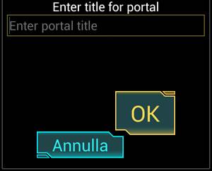 Ingress, come richiedere la creazione di un nuovo portale