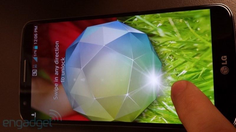 LG Optimus G2, vi mostriamo un'anteprima del nuovo potente top gamma LG