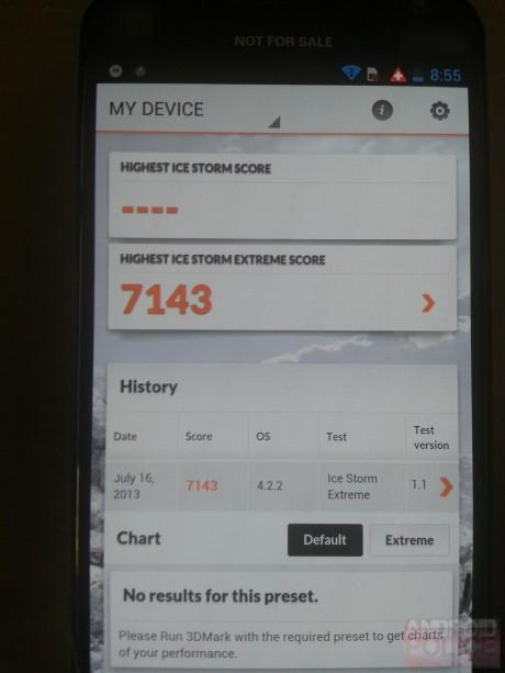 Motorola Moto X, prime immagini, benchmark e scheda tecnica