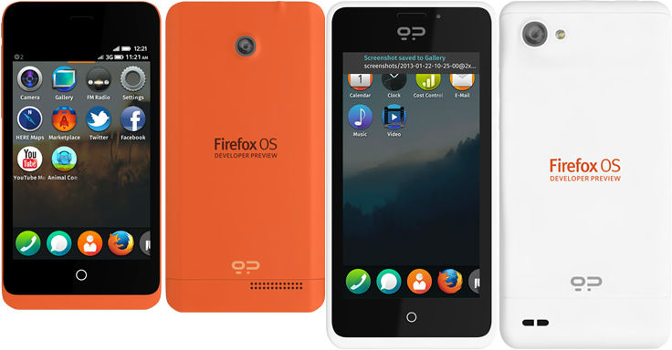 Mozilla rivela il progetto di uno Firefox OS Phone Developer, uno smartphone dedicato solo allo sviluppo