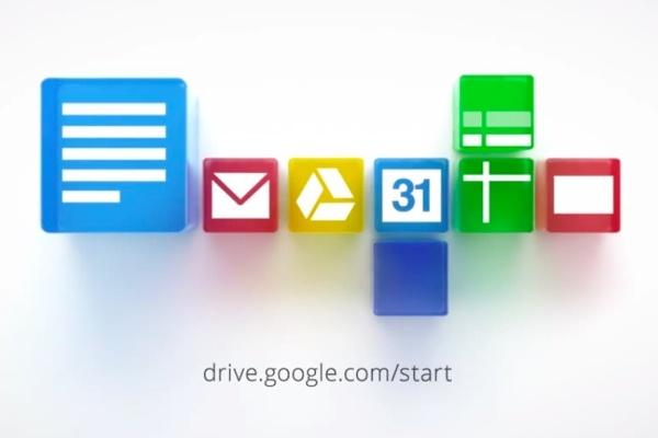 Google Drive: arriva il cloud di BigG