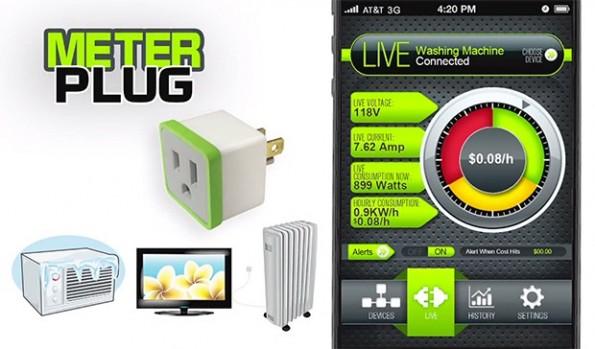 MeterPlug, misurare il consumo elettrico di qualsiasi dispositivo e risparmiare sulla bolletta