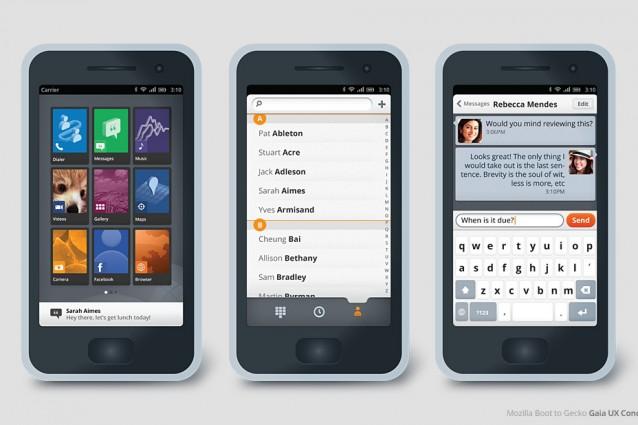 ZTE pronta a commercializzare uno smartphone con Firefox OS entro la fine del 2012