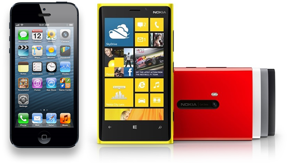 No, it doesn't take a genius. Anche Nokia prende in giro l'iPhone 5