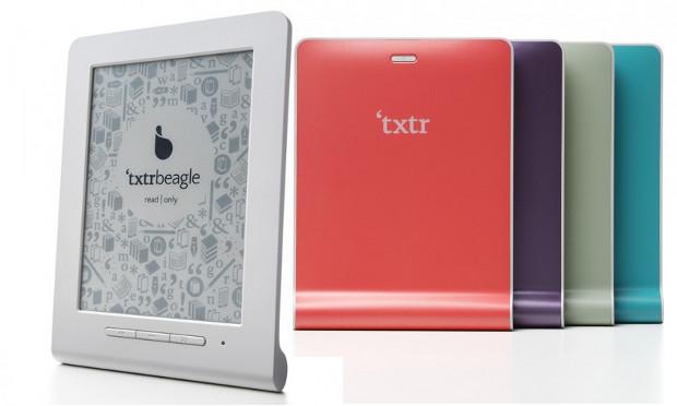 Txtr Beagle l'e-reader più economico a soli 10 euro