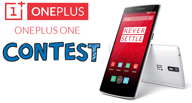 Contest, vinci l'invito per un OnePlus One 64 GB Sandstone Black