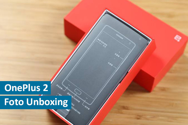 OnePlus 2, primo unboxing (Foto)