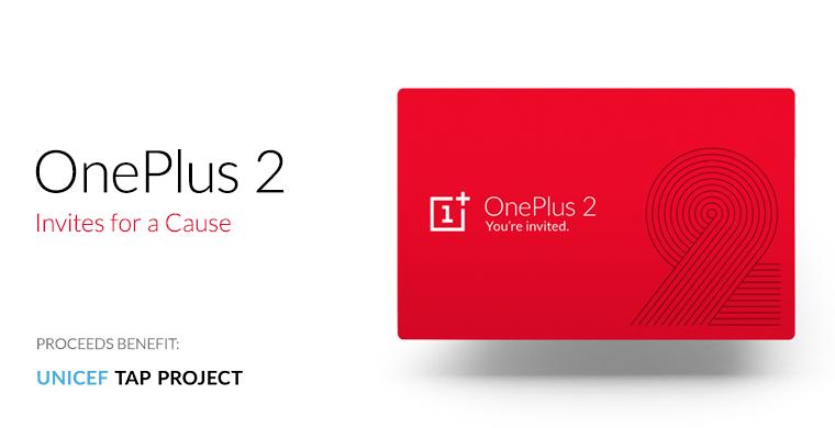 OnePlus 2, 100 inviti all'asta su eBay per l'Unicef