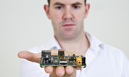 Intervista ad Eben Upton, creatore del Raspberry Pi