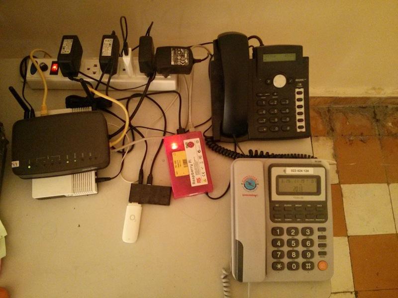 Realizzare un Gateway GSM con Raspberry Pi