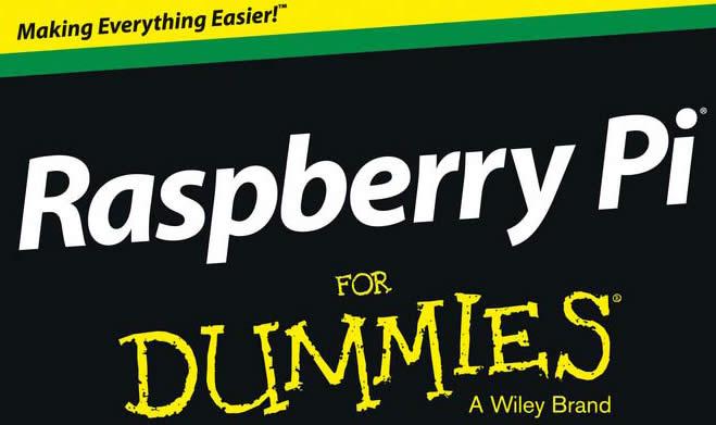 Raspberry Pi for Dubbies, anche per il piccolo Pi una guida per utenti alle prime armi