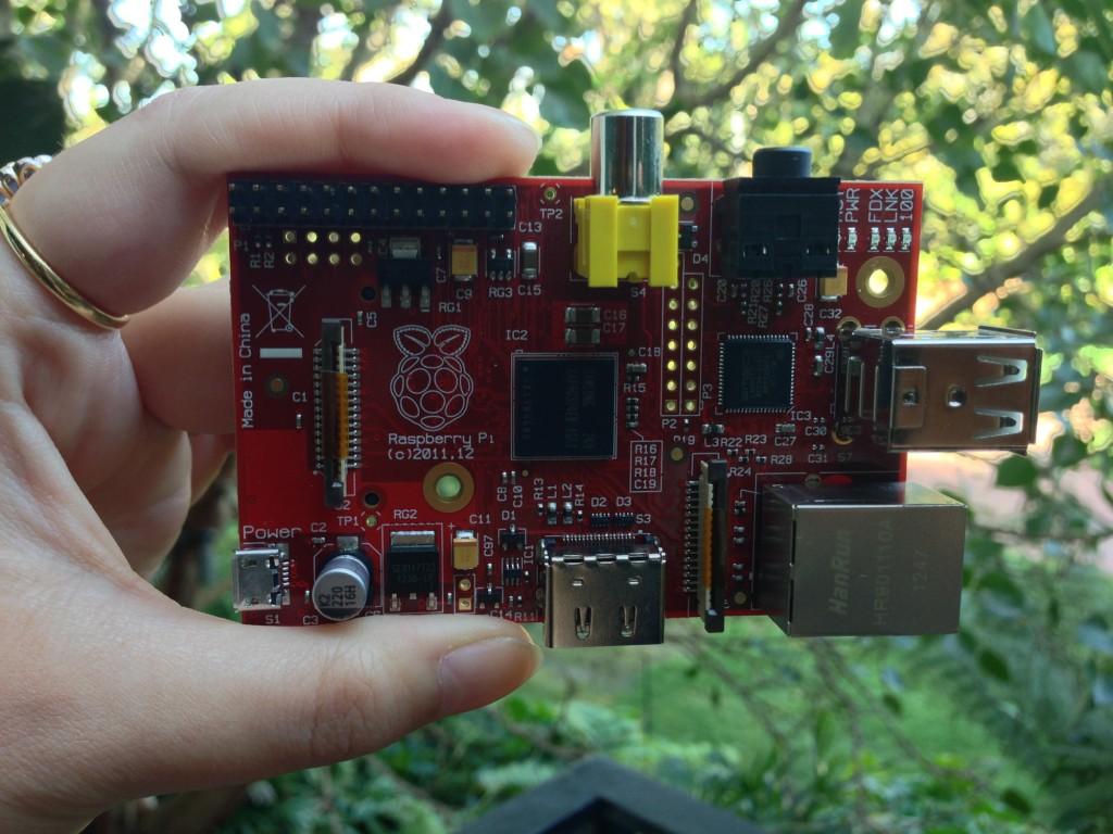 Un Raspberry Pi rosso per la Cina