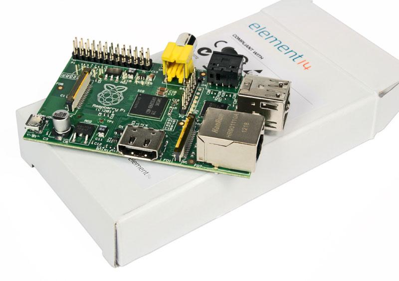 Raspberry Pi, licenze MPEG-2 e VC-1 in vendita