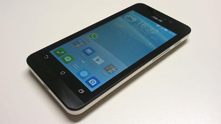 Recensione ASUS Zenfone 4 A450CG