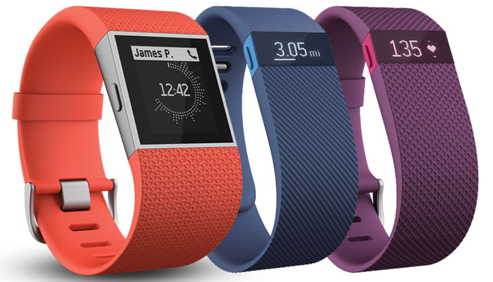 Fitbit presenta Charge, Charge HR e il