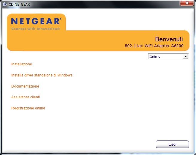 Recensione Netgear A6200 adattatore WiFi AC dual-band