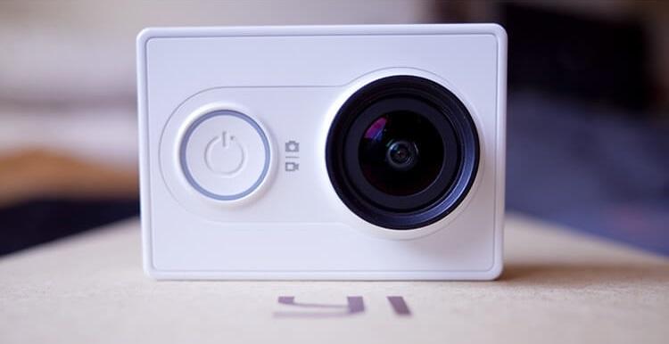 Xiaomi Yi un'action cam economica ma senza rinunciare a nulla