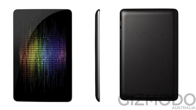 Nexus 7, specifiche e prezzi del nuovo tablet di Google