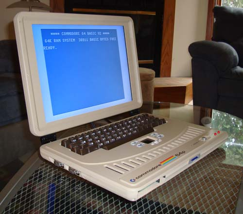 Un Commodore 64 portatile