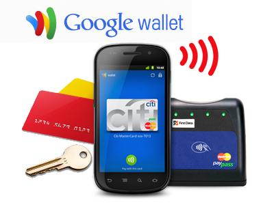 Google Wallet, fare acquisti pagando con lo smartphone