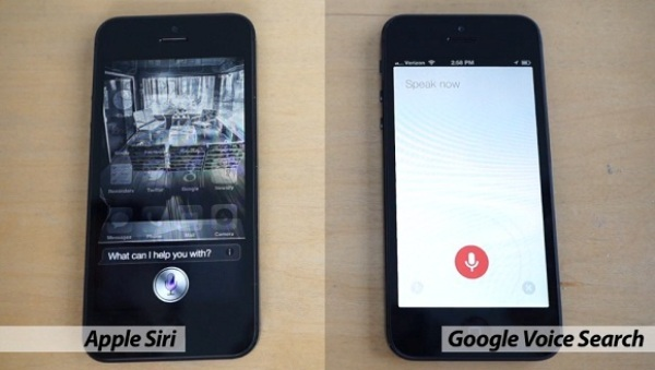 iPhone, Siri contro Google Voice Search la sfida dell'assistente vocale