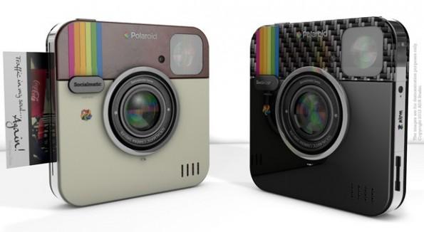 Instagram Camera, con Android e prodotta da Polaroid