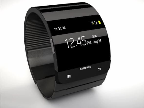 Samsung Galaxy Gear, rumors, specifiche tecniche e concept del prossimo smartwatch Android